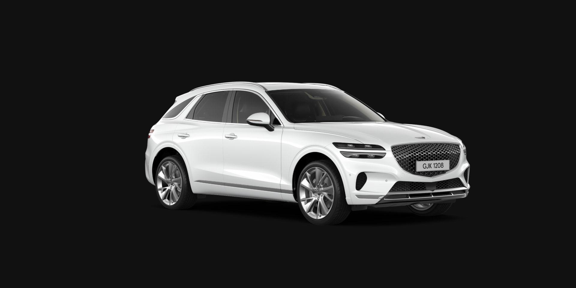 GENESIS GV70 - Luxury mid SUV Design | GENESIS Worldwide