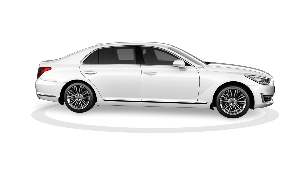 Genesis G90 - 360VIEW image & design detail | Genesis Middle East