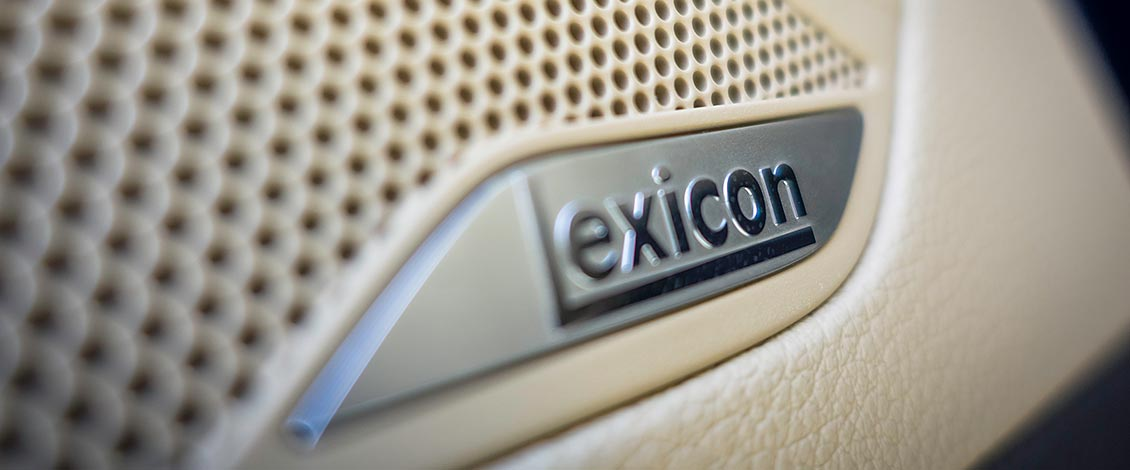 LEXICON 7.1 DISCRETE SURROUND-SOUND AUDIO SYSTEM