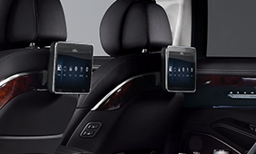REAR SEAT INTEGRATED MEMORY SYSTEM (IMS)