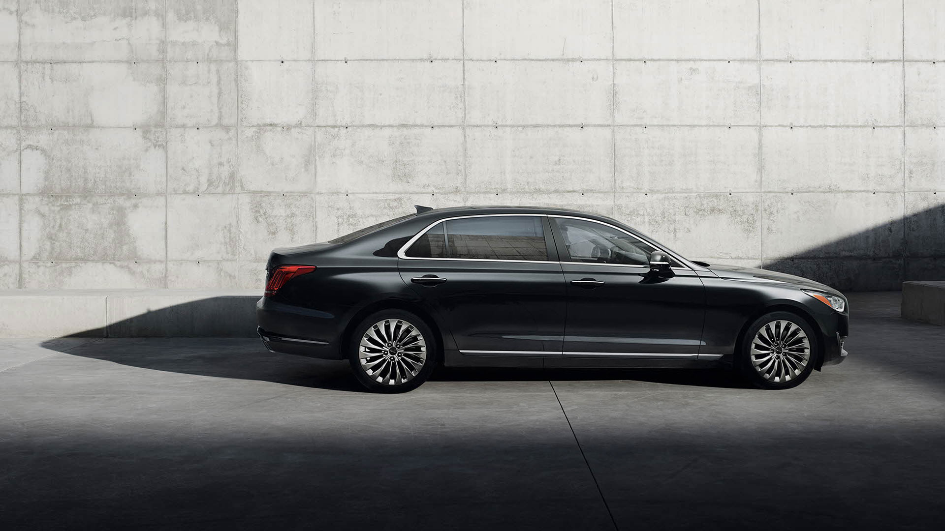new 2017 genesis g90 for sale near marietta ga kennesaw ga lease or buy a new 2017 genesis. Black Bedroom Furniture Sets. Home Design Ideas