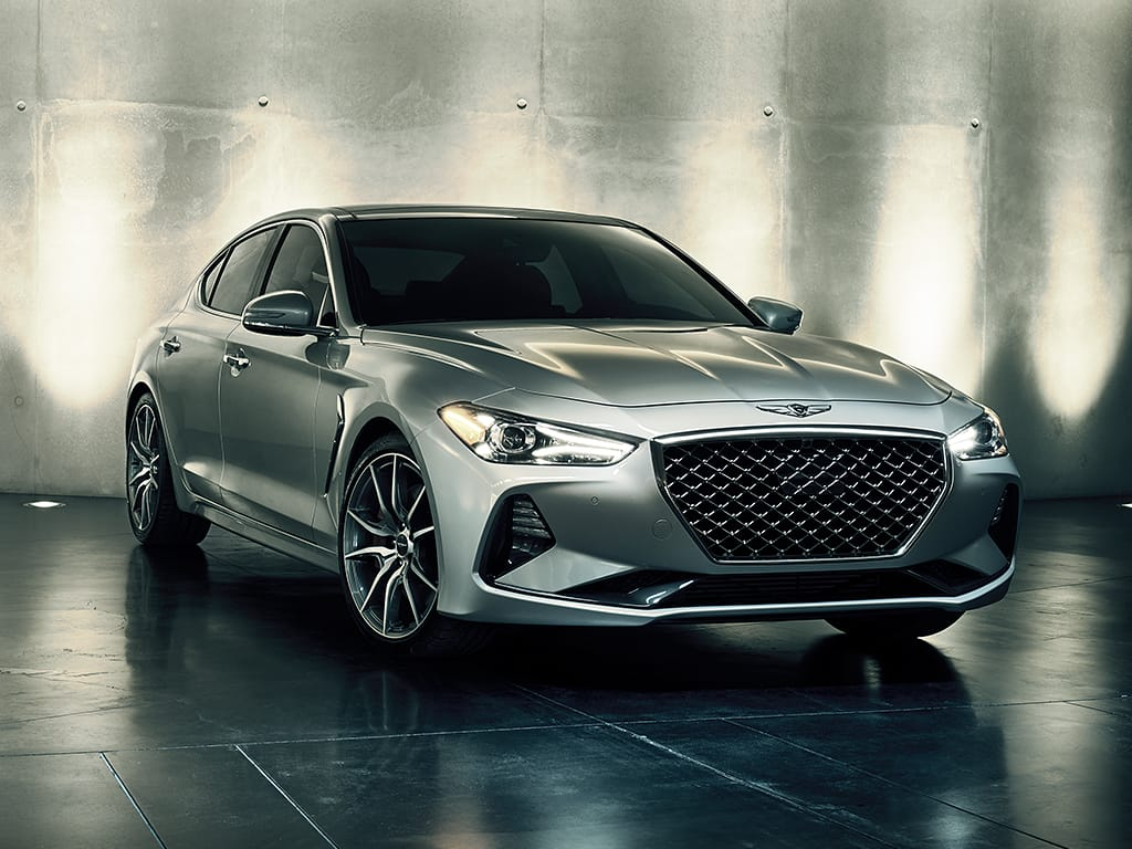 Image result for Genesis G70 2019