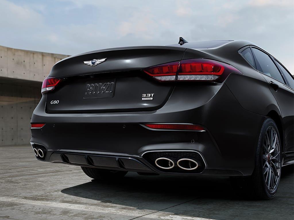 Genesis Sports Car >> 2019 Genesis G80 Sport