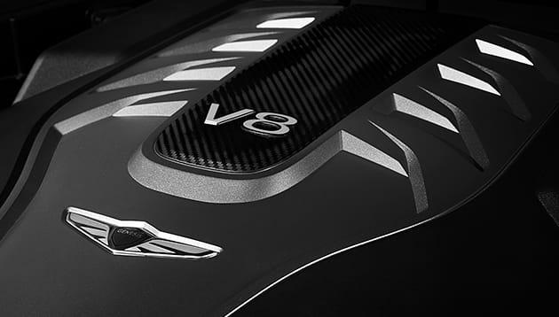 Genesis Car Logo >> 2019 Genesis G90