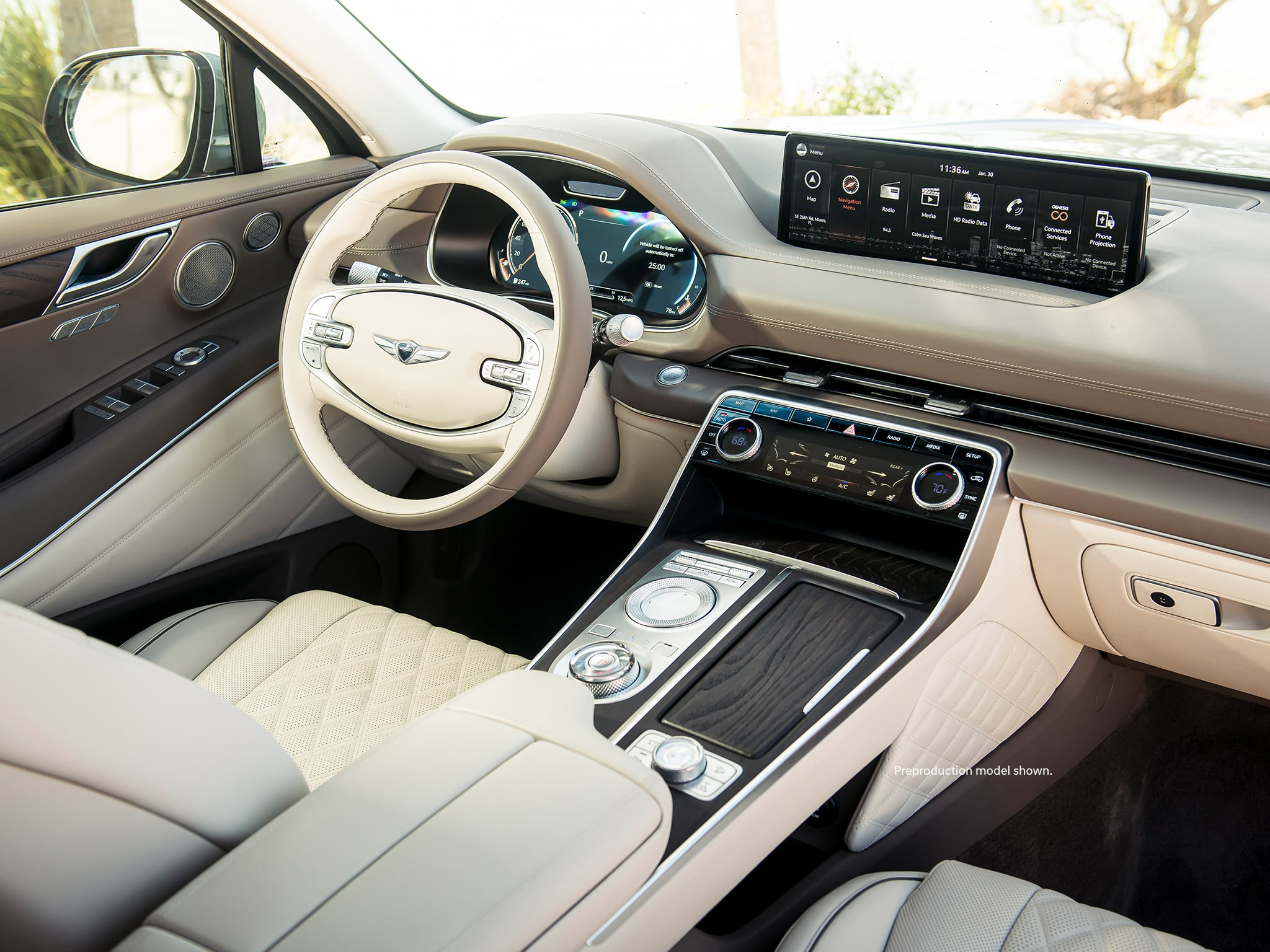 2021 Genesis Gv80 A Luxury Suv By Genesis