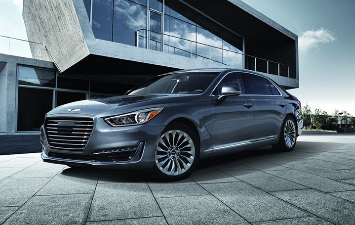Compare The 2018 Genesis G90 With BMW 740i