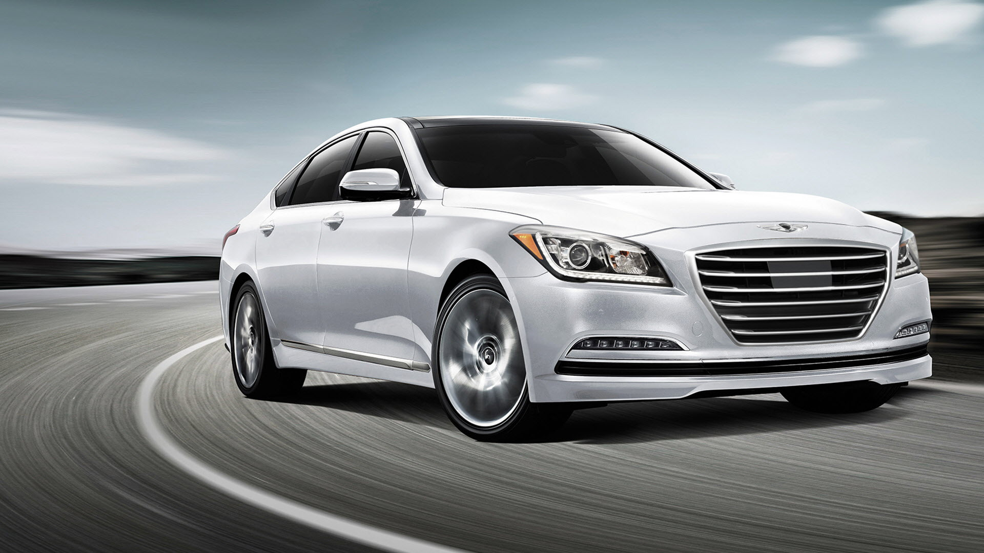 Genesis G80 - Mechanical & Safety Features | Genesis USA