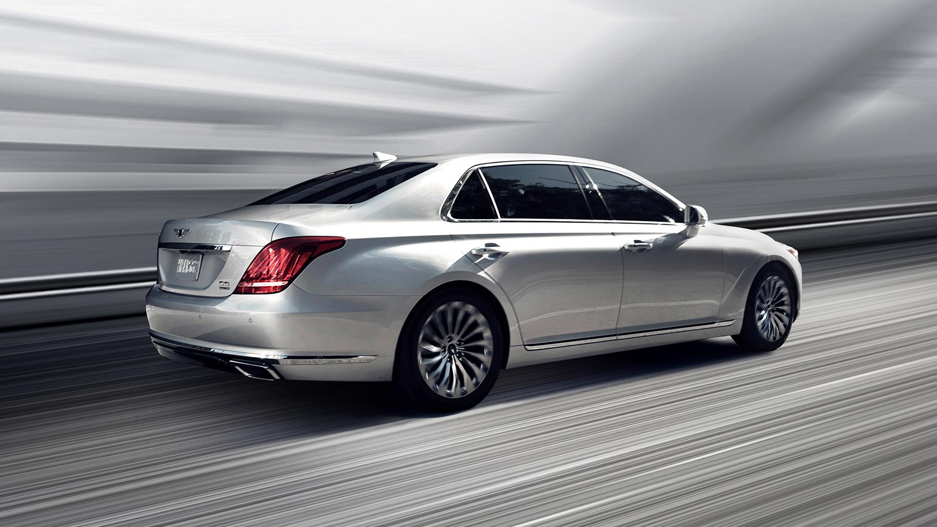 genesis g90 the new luxury midsize sedan genesis usa. Black Bedroom Furniture Sets. Home Design Ideas