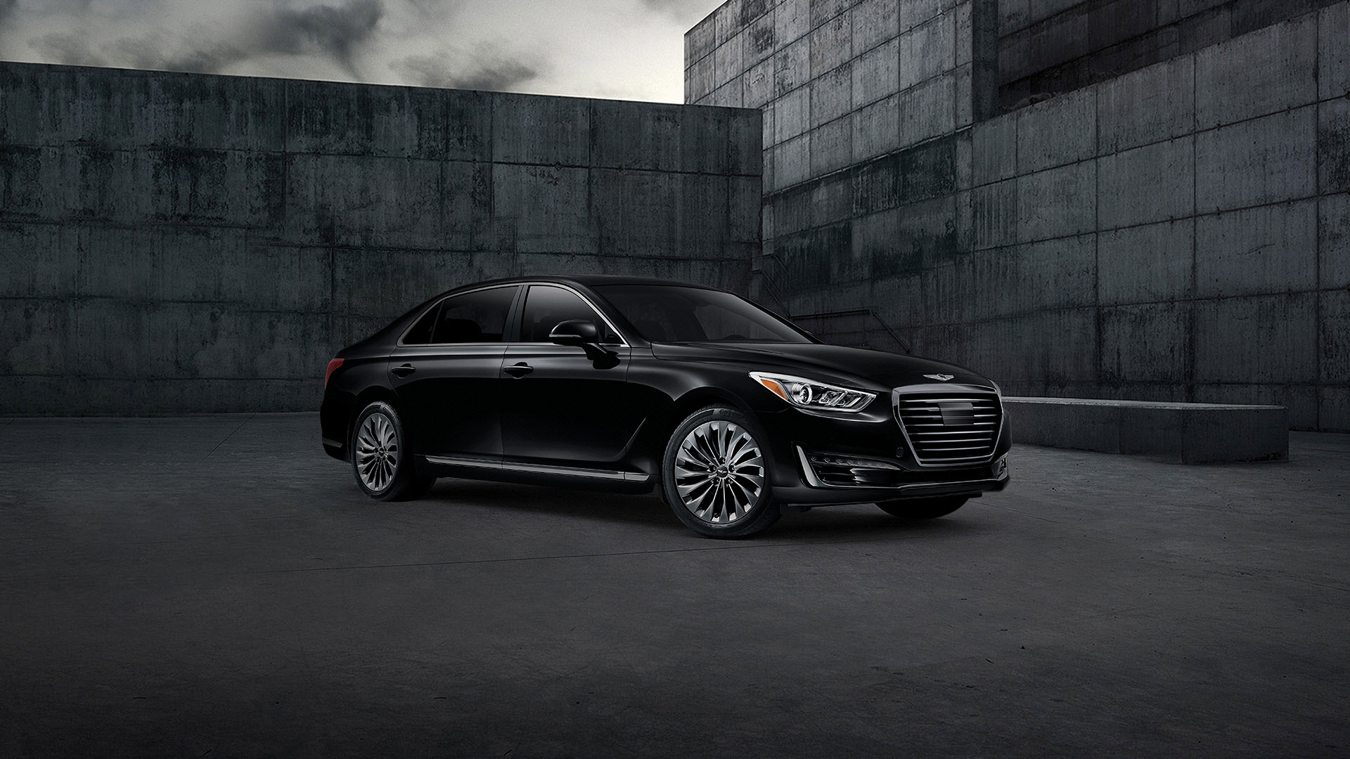 genesis g90 the new luxury midsize sedan genesis usa. Black Bedroom Furniture Sets. Home Design Ideas