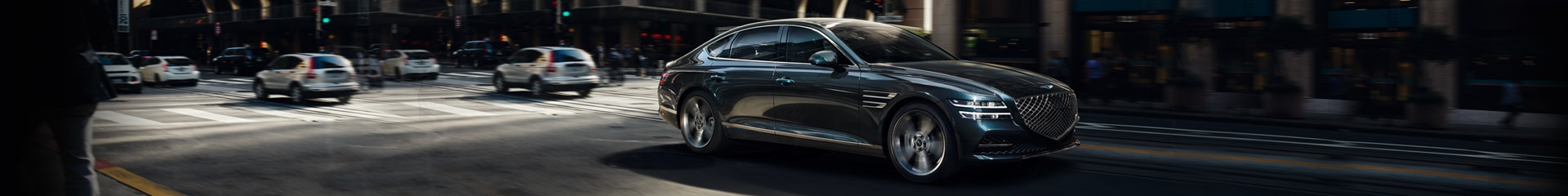 GENESIS G80 Performance Features - PERFORMANCE