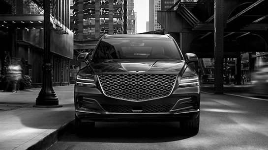 GENESIS G80 Design Features - Prime Nappa leather seats