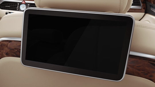 GENESIS G90 Comfort Features - Rear Seat Entertainment System