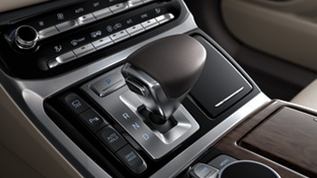 GENESIS G90 Comfort Features - Shift-by-wire Transmission System